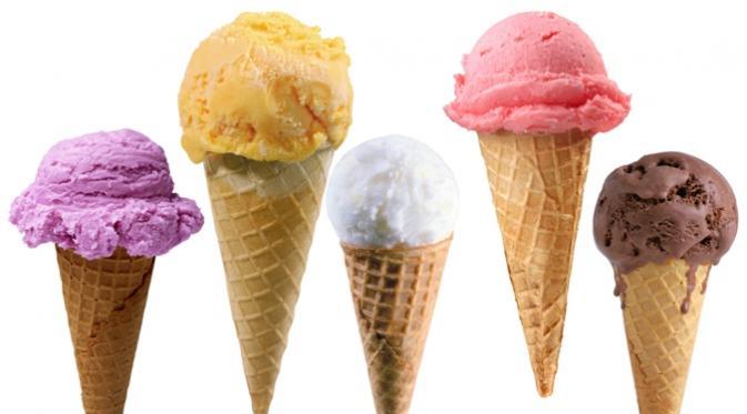 Cara membuat es krim tanpa mixer