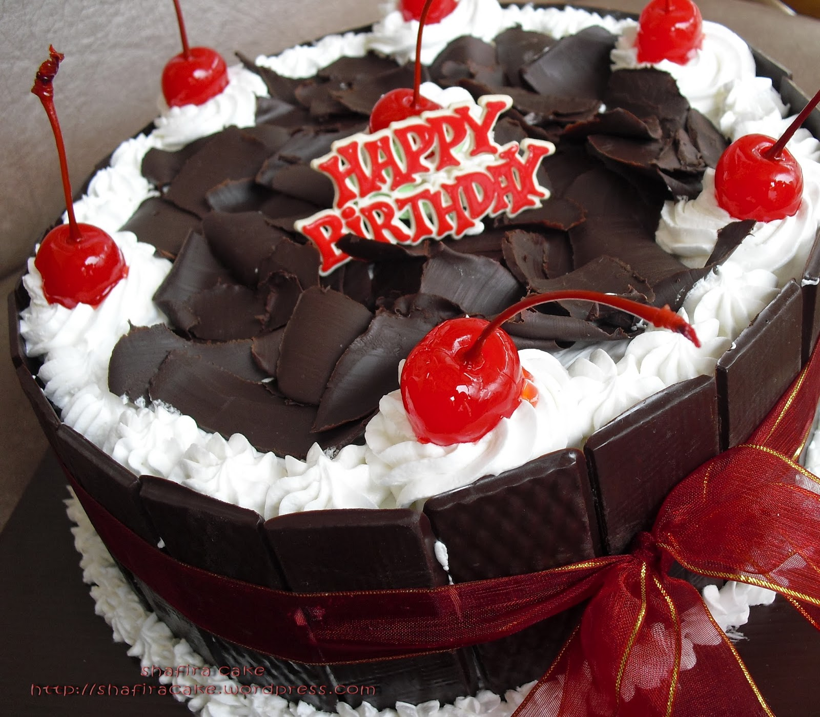 cara membuat kue ulang tahun mudah dan sederhana