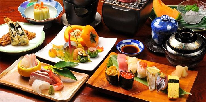 Makan Di Jepang