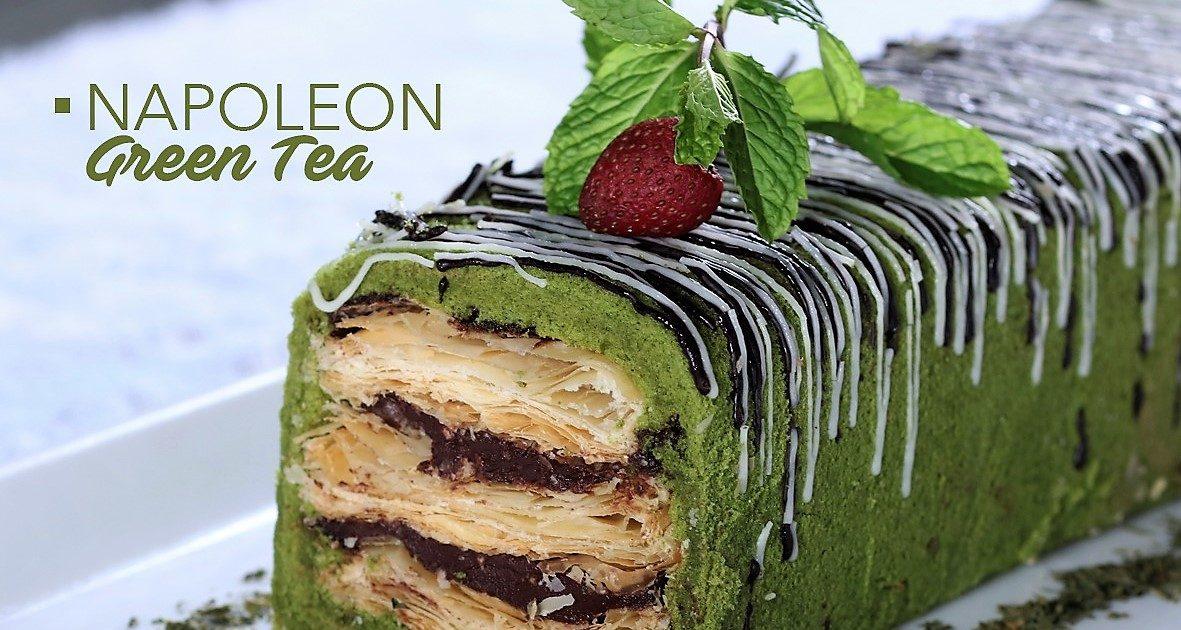 Resep Napoleon Cake