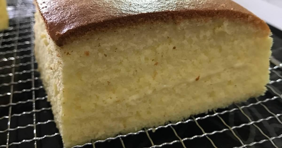 Resep Sponge Cake Kukus