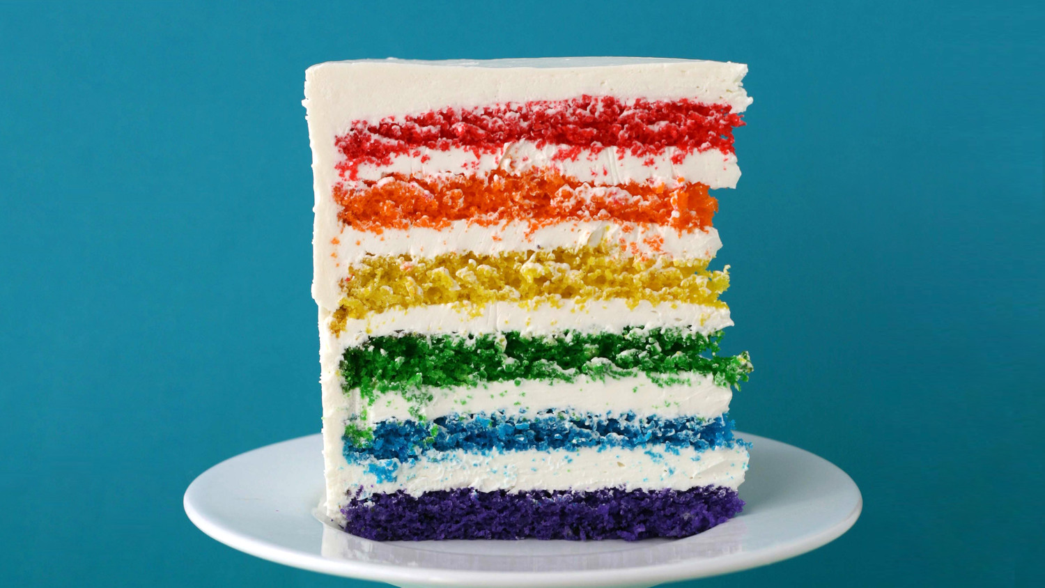 Resep Rianbow Cake
