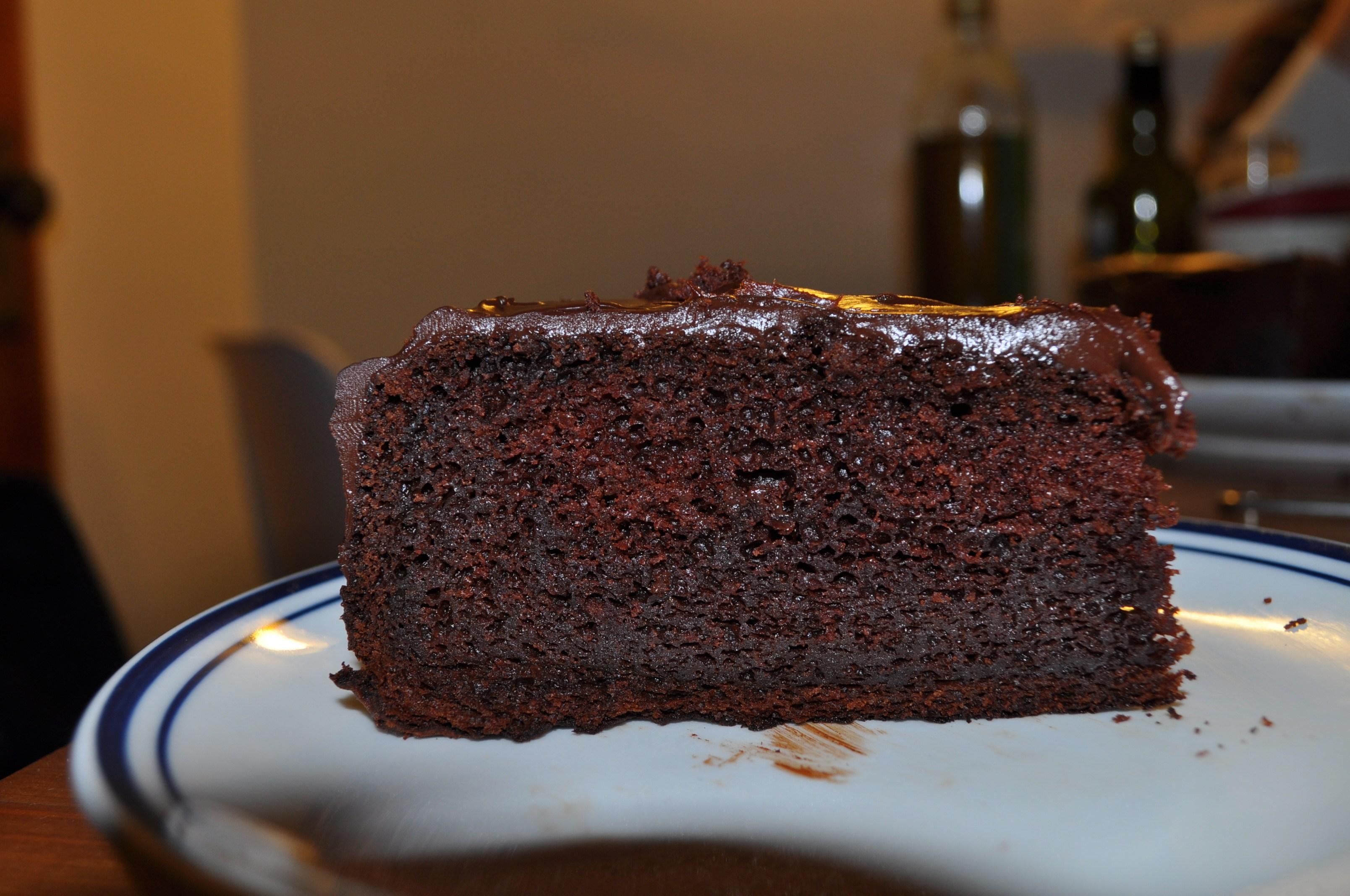 Cara Membuat Kue Cokelat