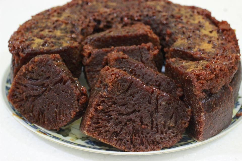 Cara Membuat Kue Karamel