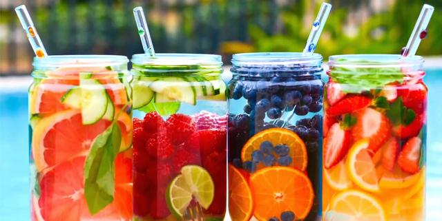 Minuman Segar dan Sederhana yang Menyehatkan Bagi Tubuh