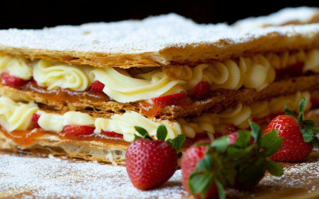 Resep Napoleon Cake yang Enak, Lembut dan Mudah Cara Membuatnya
