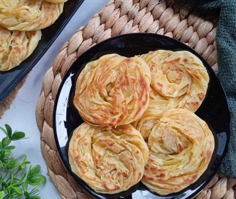 Resep Roti Maryam Simpel Untuk Pemula Anti Gagal