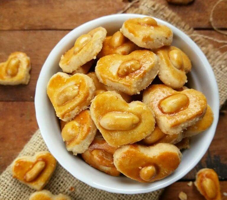 Cara Membuat Kue Kacang, Enak Dan Mudah Untuk Pemula